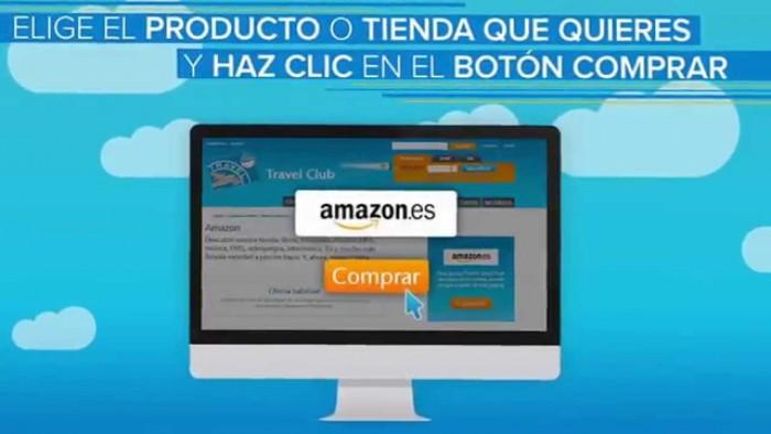 Travelclub en tiendas online