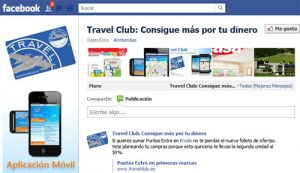 Facebook Travel Club