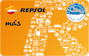 Activar tarjeta Repsol Mas Travel Club